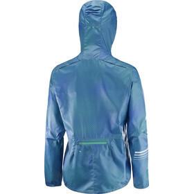 Salomon Lightning Wind Graph - Chaqueta Running Mujer - azul